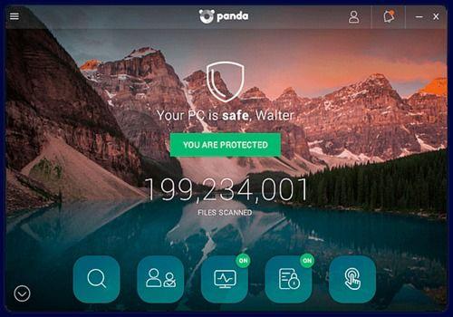 Telecharger Panda Antivirus Pro 2015