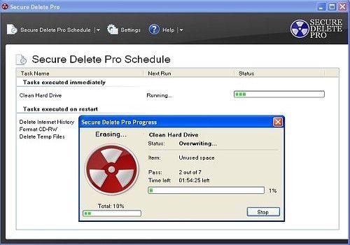 Telecharger Secure Delete Pro