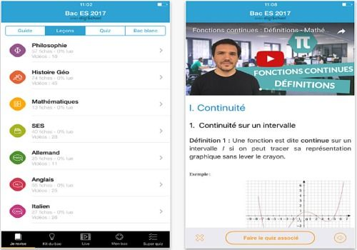 Telecharger Bac 2017 iOS