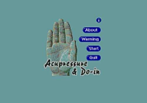 Telecharger Acupressure and Do in