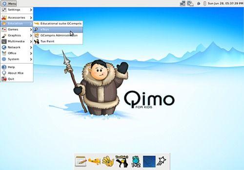 Telecharger Qimo4kids