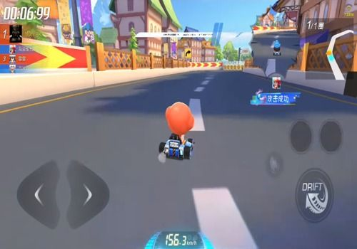 Telecharger KartRider Rush+ iOS