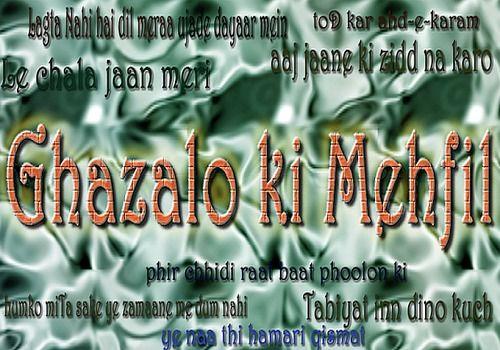 Telecharger Ghazalo Ki Mehfil
