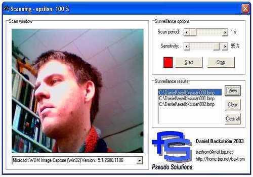 Telecharger Surveillance Scan
