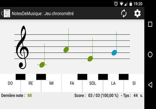 Telecharger NotesDeMusique