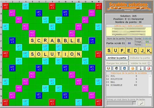 Telecharger Scrabble Solutions
