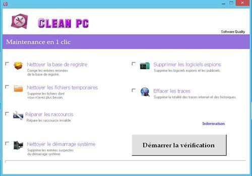 Telecharger Clean PC