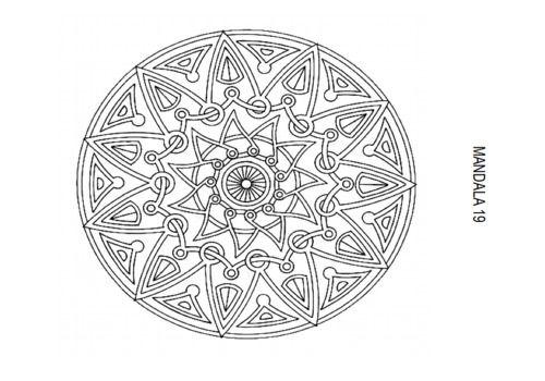 Télécharger Atelier Mandala Coloriage Pdf Gratuit Le Logiciel