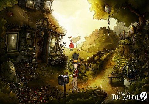 Telecharger The Night of the Rabbit Démo gratuite (2013)