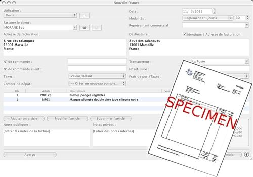 Telecharger Express Accounts - Logiciel de comptabilité pour Mac