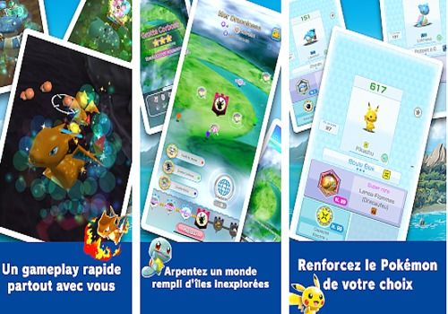Telecharger Pokémon Rumble Rush Android