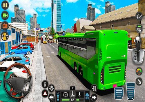 Telecharger Public Transport Bus Coach: Taxi Simulator Games