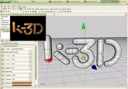 Telecharger K-3D