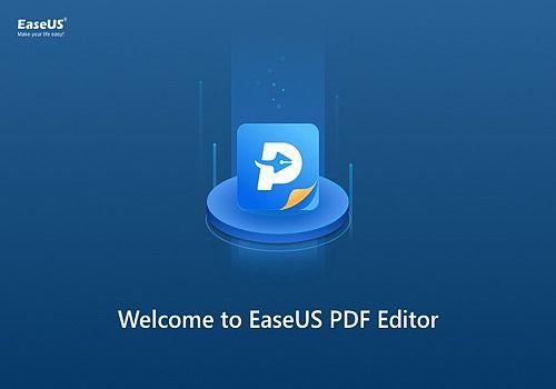 Telecharger EaseUS PDF Editor