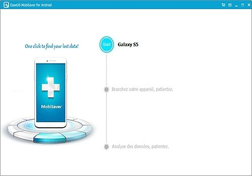 Telecharger EaseUS MobiSaver for Android Free
