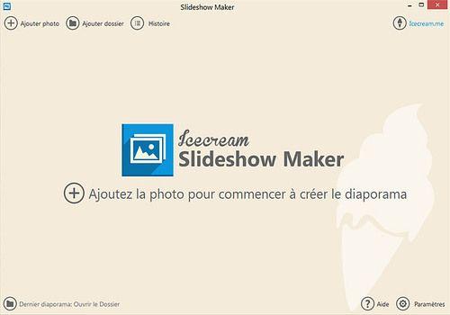 Telecharger Icecream Slideshow Maker