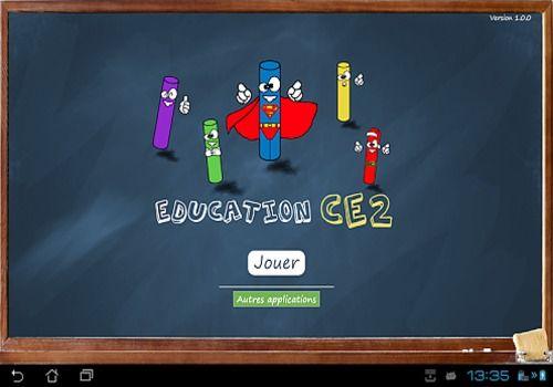 Telecharger EducAppli CE2 FREE
