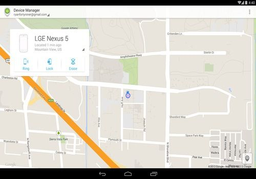 Telecharger Android Device Manager