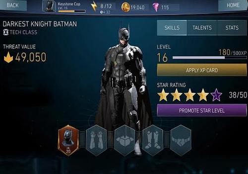 Telecharger Injustice 2 Android