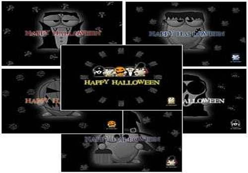 Telecharger ALTools Halloween Desktop Wallpapers