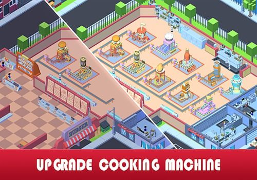 Telecharger Idle Fast Food Tycoon