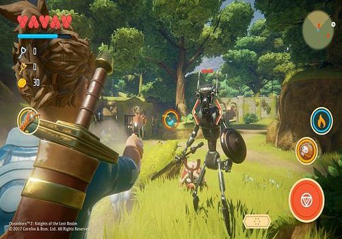 Telecharger OceanHorn 2 : Knights of the Lost Realm Android