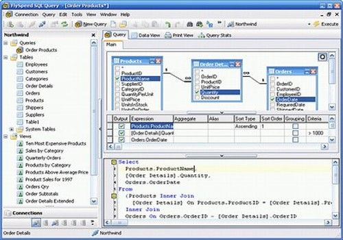 Telecharger FlySpeed SQL Query 3.2.5.1