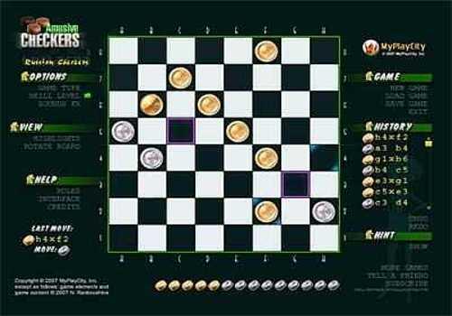 Telecharger Amusive Checkers
