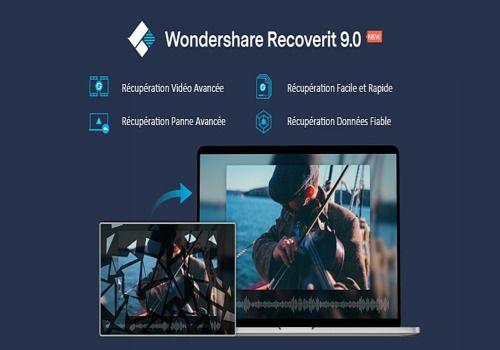 Telecharger Wondershare Recoverit pour Mac