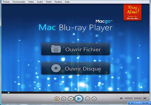 BLU-RAY WINDOWS GRATUITEMENT TÉLÉCHARGER PLAYER MACGO