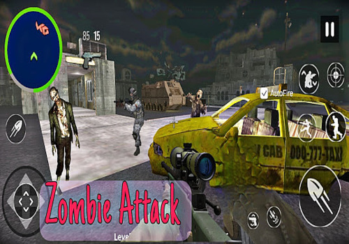 Telecharger Zombie Fighter : FPS zombie Shooter 3D