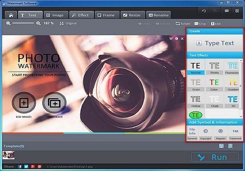 Telecharger WonderFox Photo Watermark 8.2