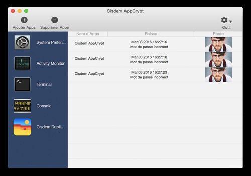 Telecharger Cisdem AppCrypt pour Mac