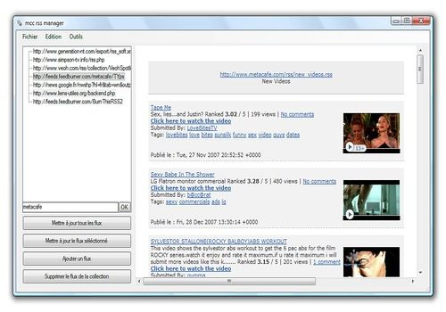 Telecharger mcc rss manager