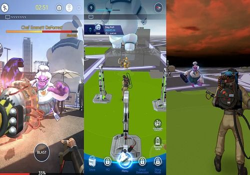 Telecharger Ghostbusters World Android