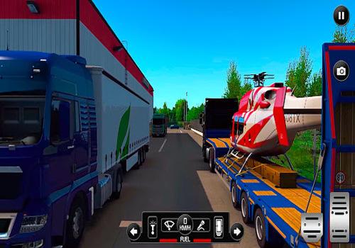Telecharger US Truck Simulator 2021