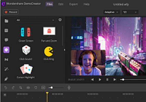 Telecharger Wondershare DemoCreator pour Mac