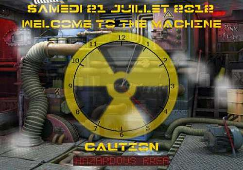 Telecharger Hazardous Area : Welcome To The Machine