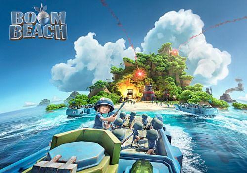 Telecharger Boom Beach