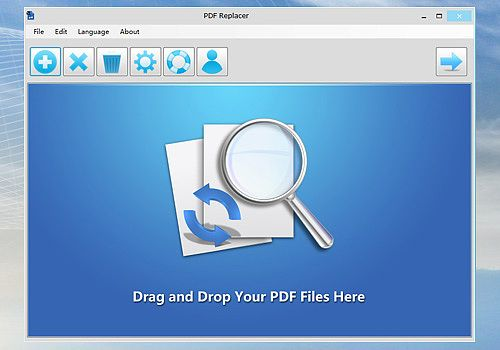 Telecharger PDF Replacer 1.0.6