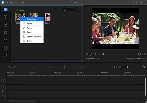 Telecharger EaseUS Video Editor