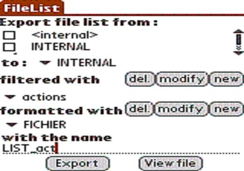 Telecharger FileList