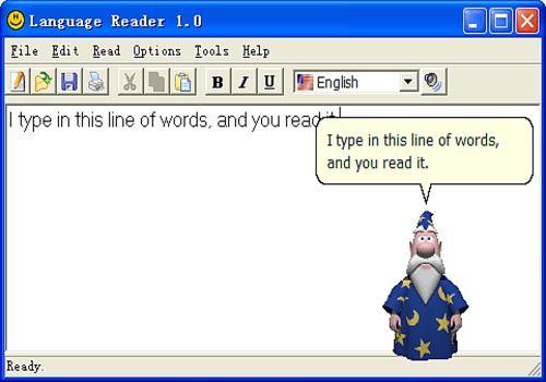 Telecharger Language Reader