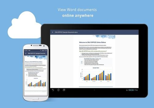 Telecharger ONLYOFFICE Documents pour Android