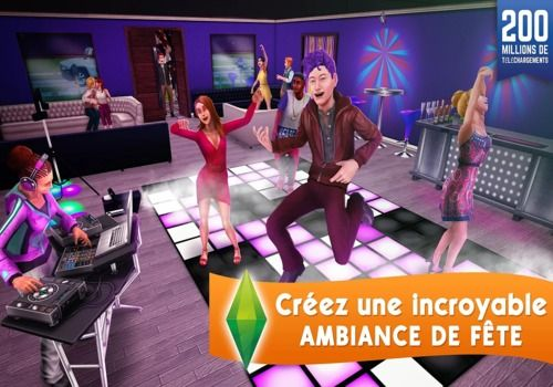 Telecharger Les Sims FreePlay Android