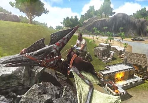 Telecharger Ark : Survival Evolved iOS