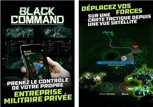 Telecharger Black Command Android