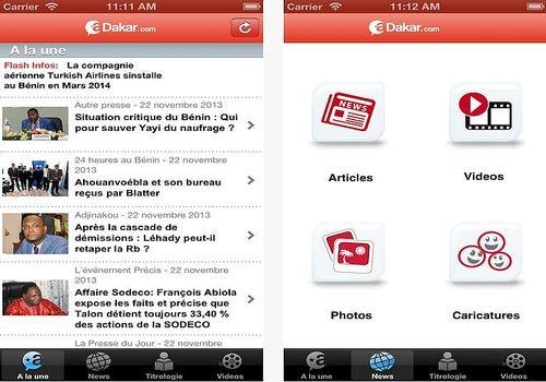 Telecharger aDakar.com ios