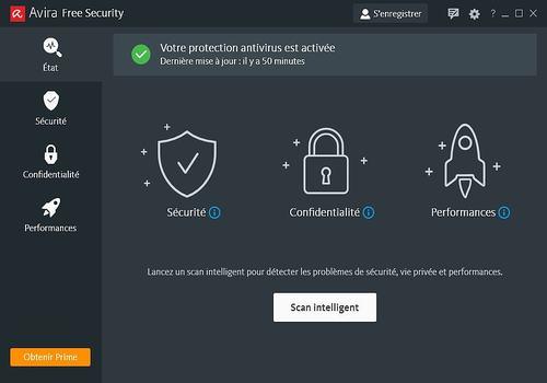 Telecharger Avira Free Antivirus