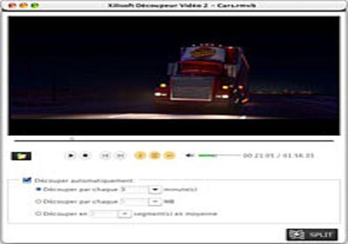 Telecharger Xilisoft Découpeur Vidéo pour Mac